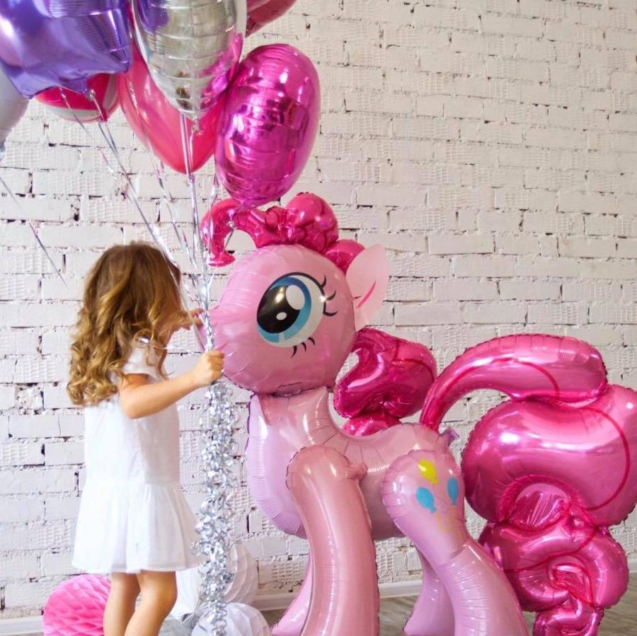 Baloane cu heliu și decor Avocado.md