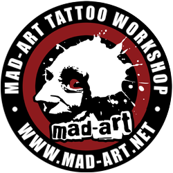 Mad - Art Tattoo