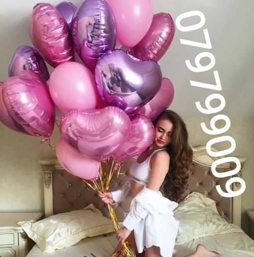Baloane cu heliu Chisinau