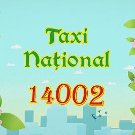 Taxi Națioal - 14002