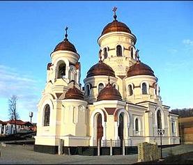 Mănăstirea Căpriana