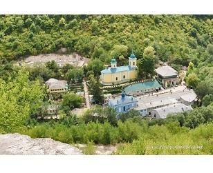 Mănăstirea Saharna